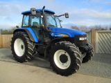2008 New Holland TM155 R/C 3800Hrs New Tyres All Round
