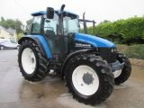 2001 New Holland TS115 4wd Power Shuttle